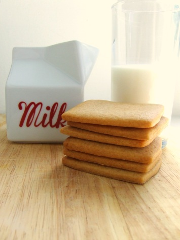 Home Made Malted Milk Biscuits