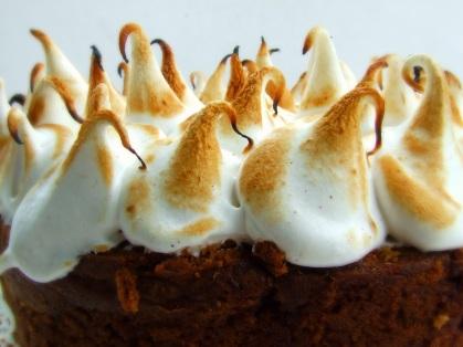 Sweet Potato Cake with Toasted Marshmallow | Always Add ...