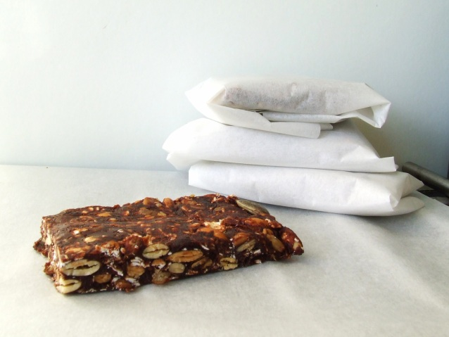 Date & Seeds Bars (nut-free)