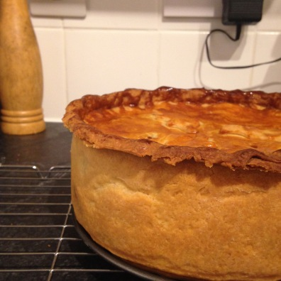 Hot Water Crust Pie