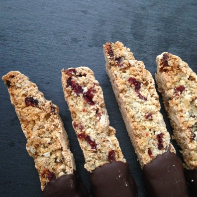 Nut-free Biscotti