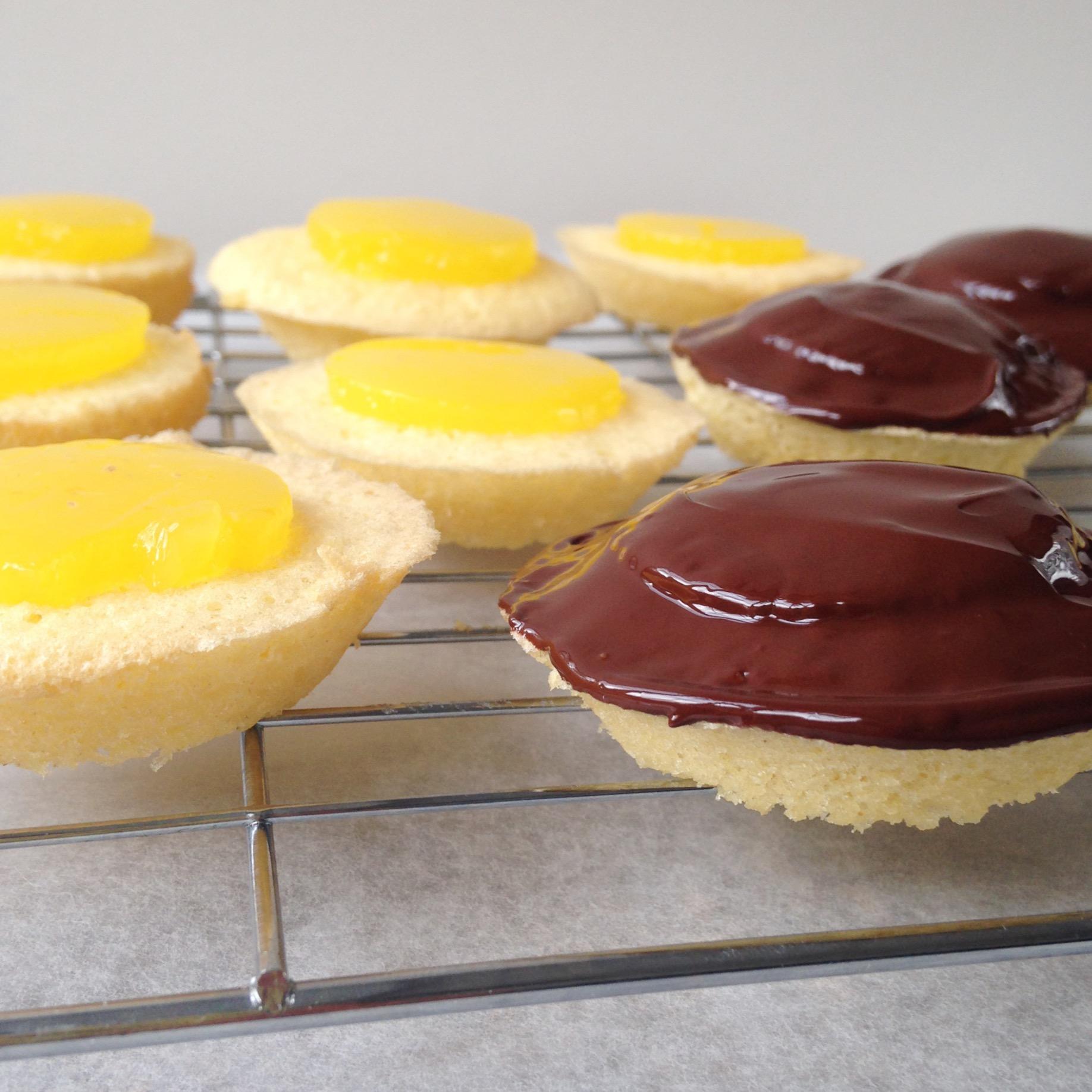 Jaffa Cakes Great British Bake Off Week 1 Always Add