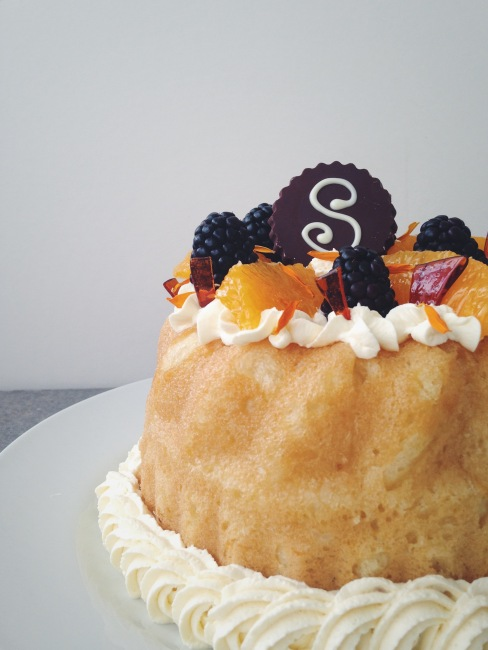 Savarin with Chantilly Cream: Great British Bake Off Week