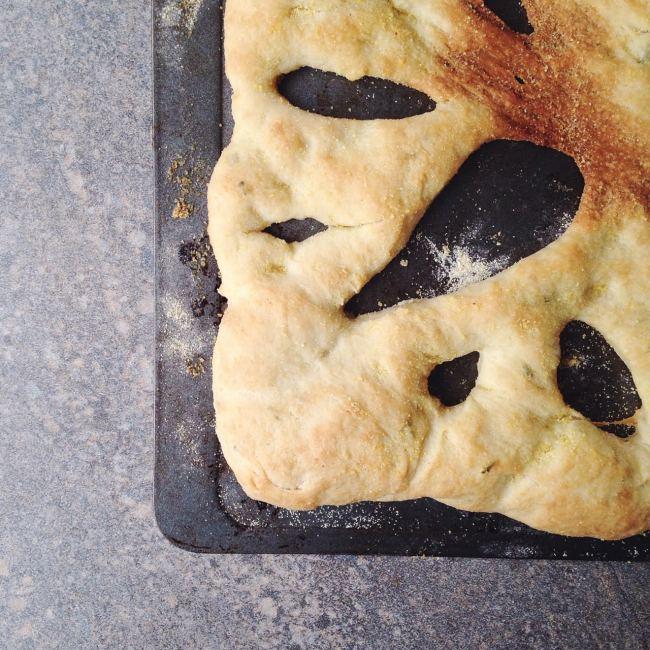 Fougasse: Great British Bake Off Week 6