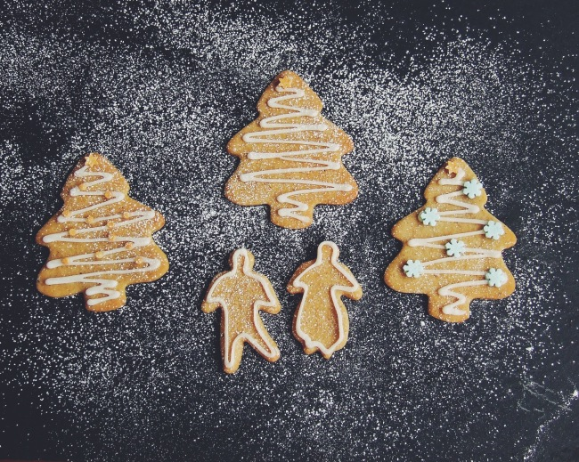 Pepparkakor Swedish Gingerbread
