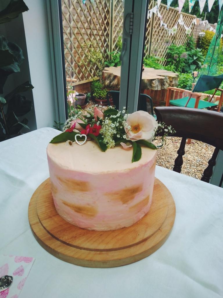 DIY Wedding Cake: Part 1 The Ceremony