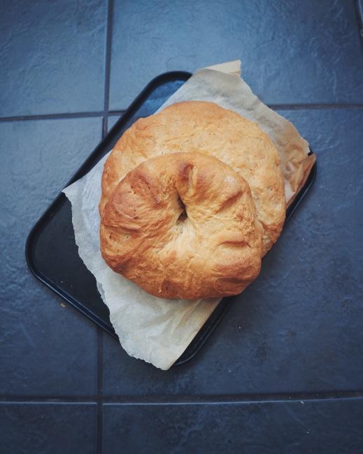 Great British Bake Off Technical Challenge Week 3: Cottage Loaf