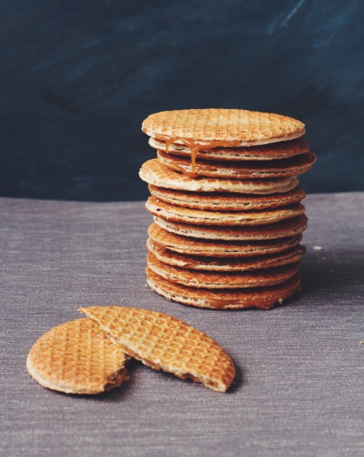 Great British Bake Off Technical Challenge Week 4: Stroopwafels