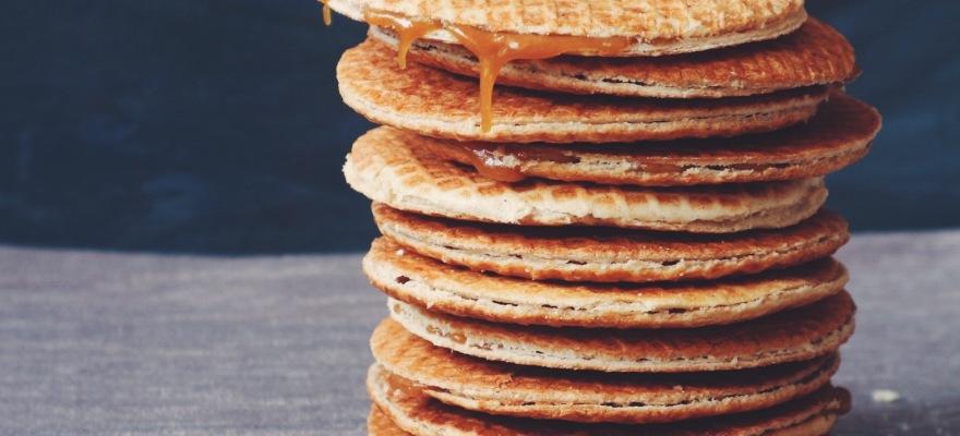 Great British Bake Off Technical Challenge Week 4: Stroopwafels