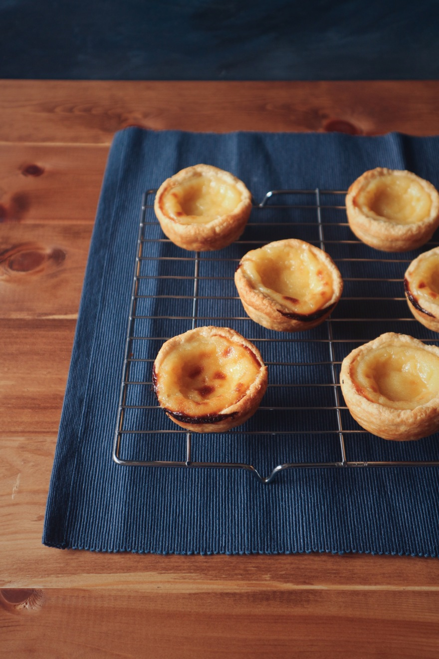 Great British Bake Off Technical Challenge Week 6: Pasteis de Nata